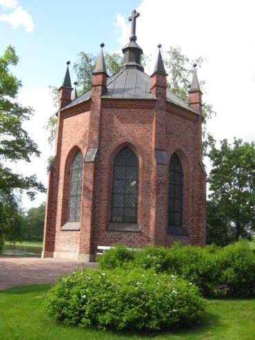 Pyhän Henrikin saarnahuone