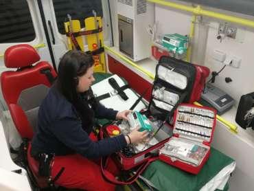 Ambulanssi palvelee arkena ja pyhänä