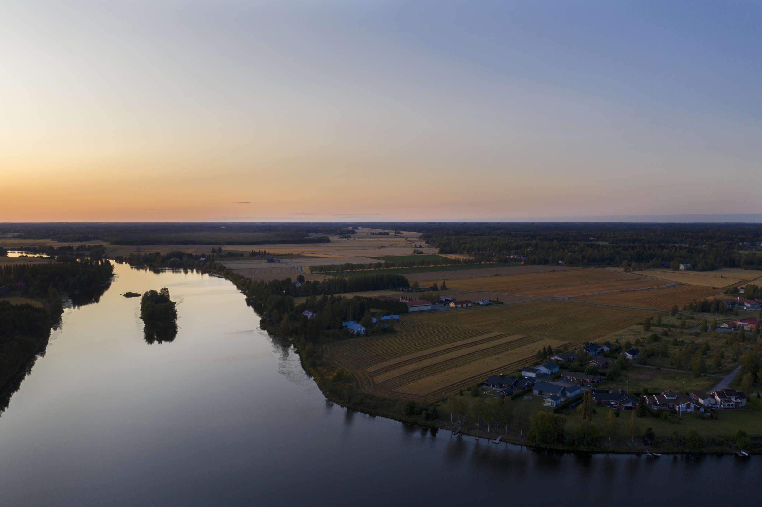 Villiönsuvanto ja Kokemäenjoki