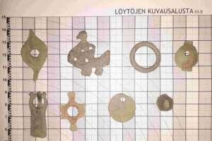 Villiönsuvannon arkeologisia löytöjä