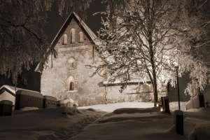 Pyhän Marian kirkon sakaristo